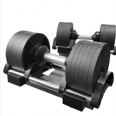 Adjustable Dumbbell for Home and Gym exercise
