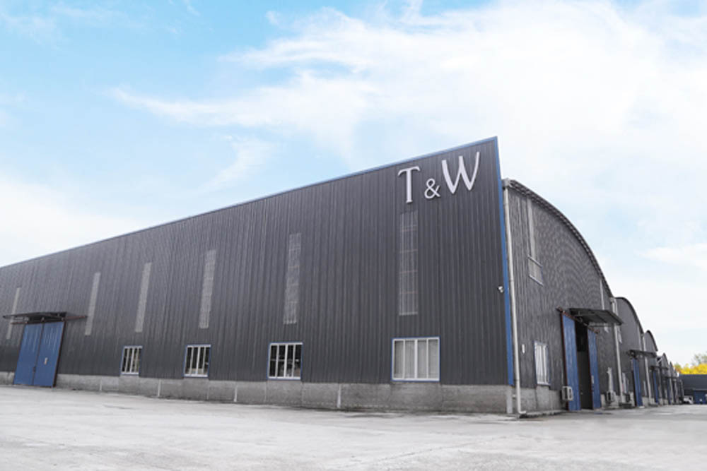 The Best Bathutb Manufacturer丨T&W Sanitary Ware Co., Ltd Company Profile