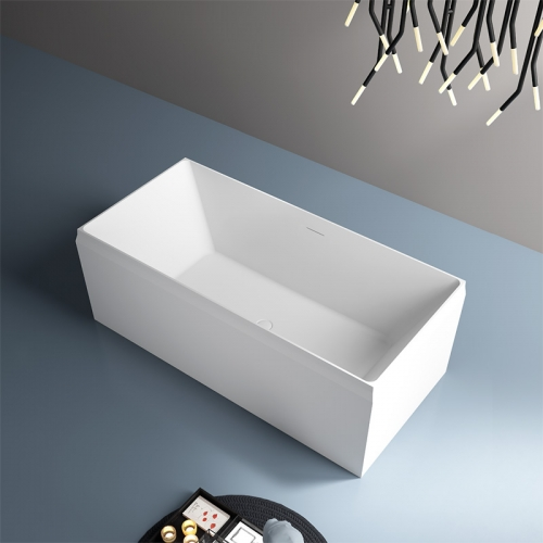 New Design Rectangle Freestanding Acrylic Bathtub TW-7635