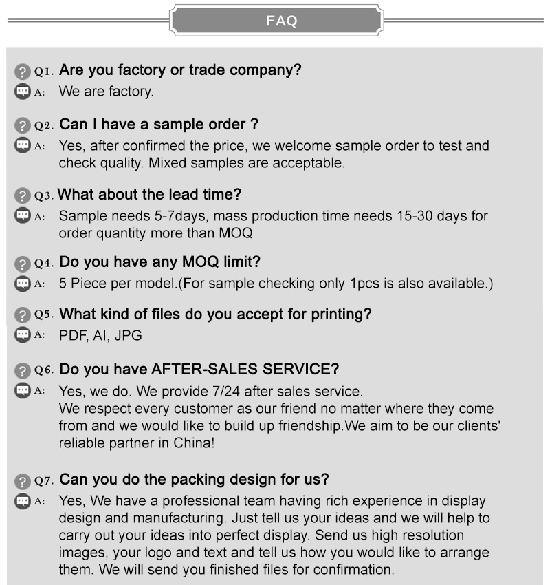 T&W Sanitary Ware Co., Ltd FAQ