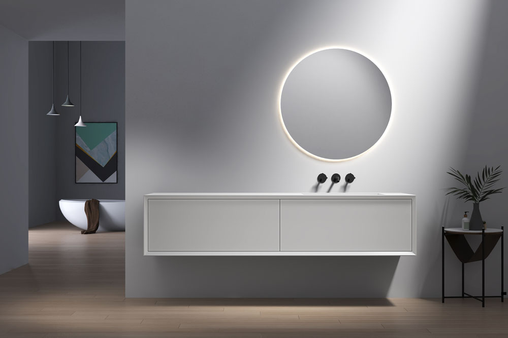 Bathroom mirrors are always foggy, a very useful anti-fog and moisture-proof trick, bathroom mirrors are no longer foggy