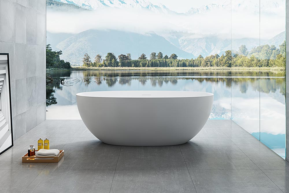Summary of common dimensions and installation heights of bathtubs