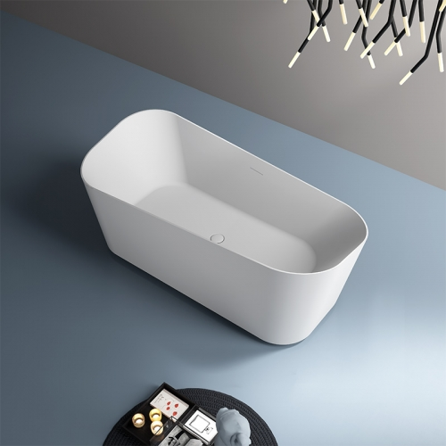 Hot Sale New Rectangle Freestanding Acrylic Bathtub TW-7615
