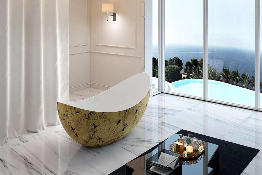 China bathtub manufacturers production base, category standard and selling point analysis