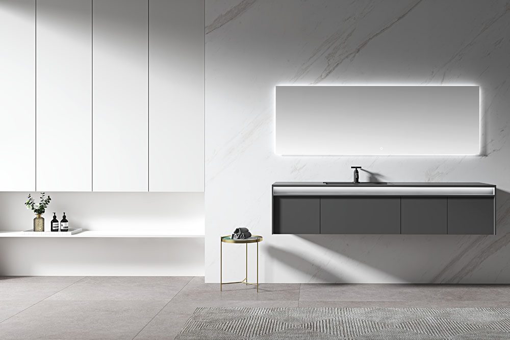 Which bathroom cabinet brand is good in China? 2021 Top ten brands recommend