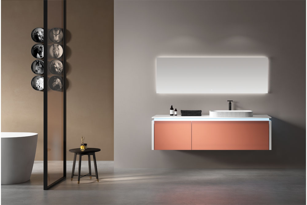 When the bathroom is no longer limited to the interior, the hot trend and direction of bathroom space design in 2021!