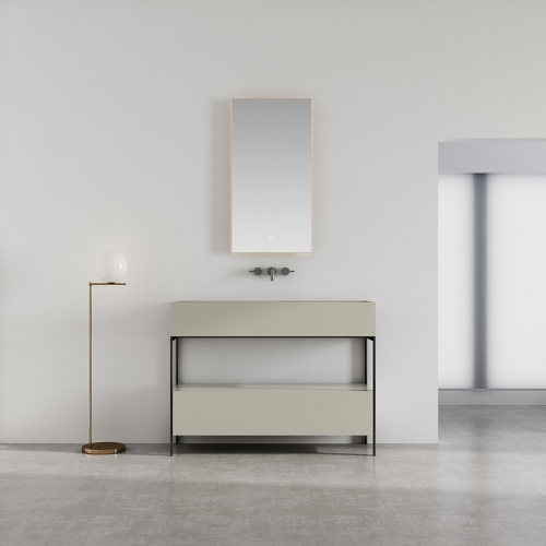 Console Sink Floor Freestanding Bathroom Cabinet WBL-9606