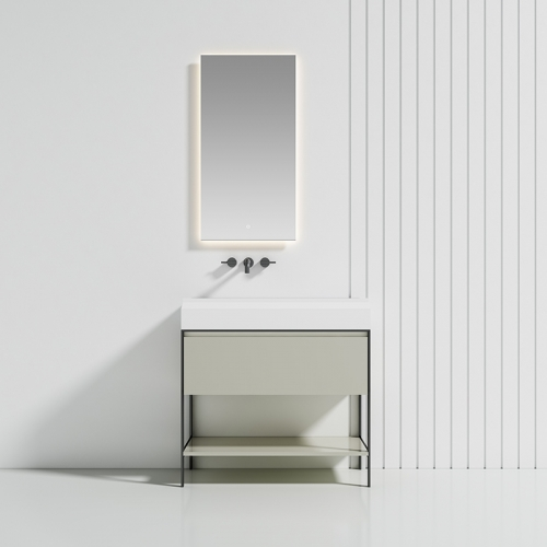 Floor Freestanding Bathroom Cabinet WBL-9303