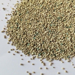 Dust Free Bentonite Cat Litter Crushed Shape 1-2.8mm
