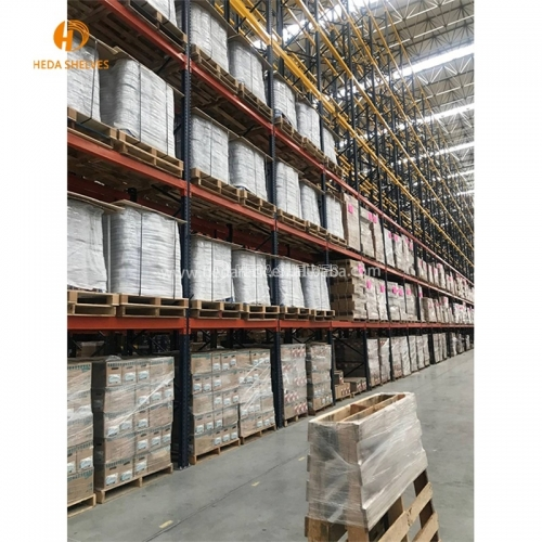 Very Narrow Aisle (VNA) Pallet Racking
