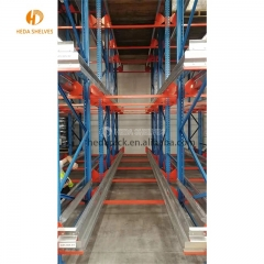 Drive-in Racking of Warehouse Stocking Drive in Pallet Racking with CE and ISO Certificate