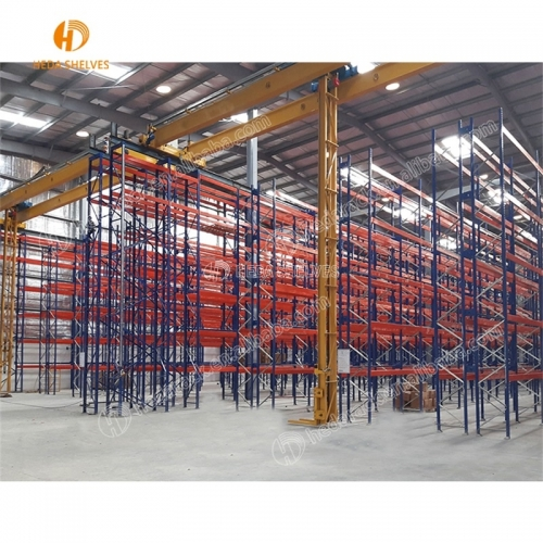 Conventional Pallet Racking drive in racking with good quality