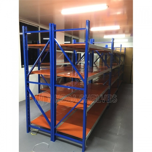 Heavy duty pallet Longspan Shelving warehouse racking storage certificated storage rack
