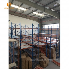 Multi-Tier Racking Warehouse Racks for Spare Parts Heavy Duty Warehouse Rack