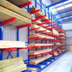 Heavy Duty Single Sided Cantilever Racking
