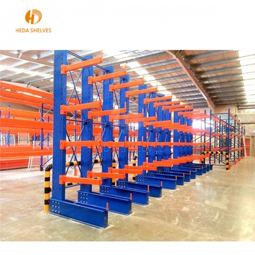 Tube Cantilever Rack Heavy duty cantilever racking Pallet