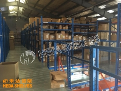 Mezzanine Warehouse Rack Custom