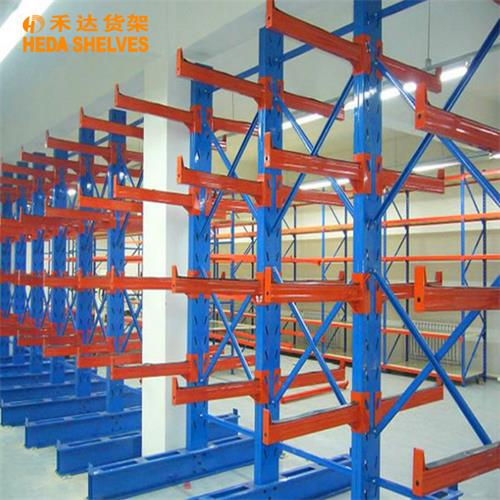 Heavy duty Cantilever rack storage shelving system