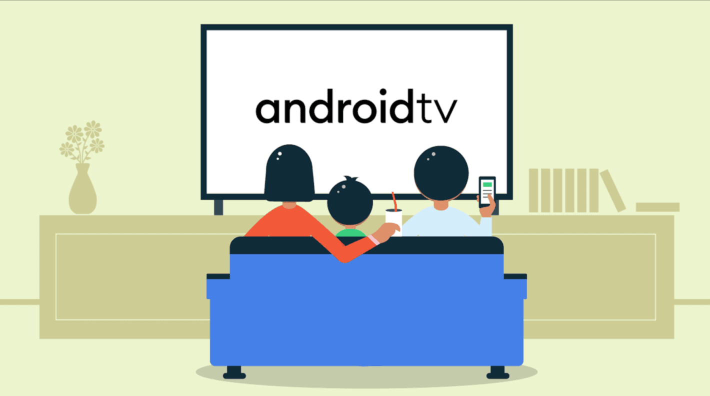 Android TV的新功能