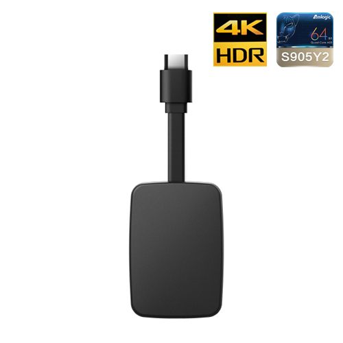 4K HDR Android TV™Dongle