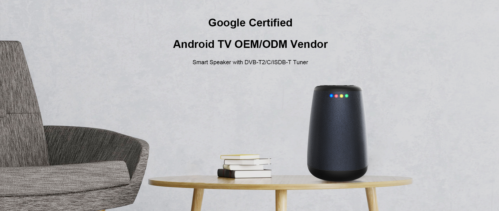 Google Certified Android TV OEM/ODM Vendor