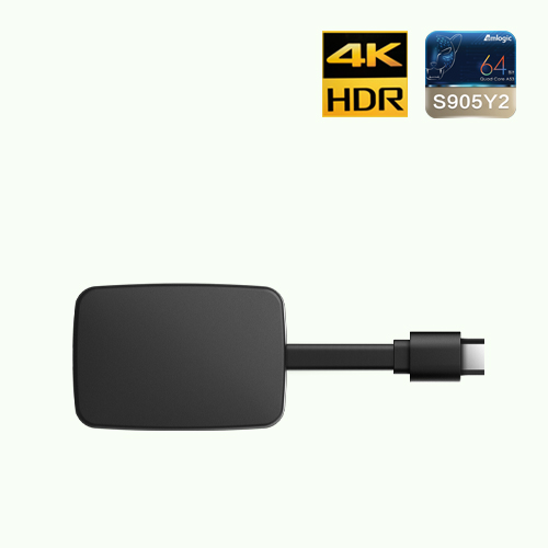 4K HDR Android TV™电视棒