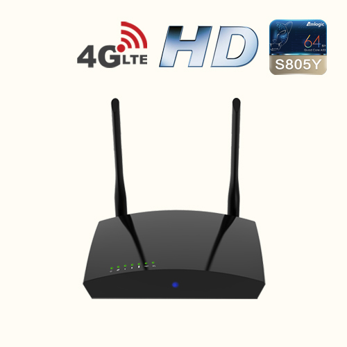 4g lte android tv™