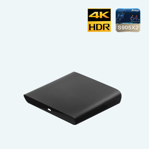4K HDR Android TV™Hybrid STB