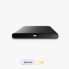 4K HDR Certified Android TV™ OTT STB