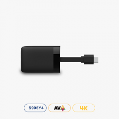 S905Y4 4K HDR AV1 Android TV™ Dongle