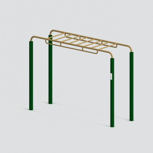 FE39 Park Horizontal Ladder For Children