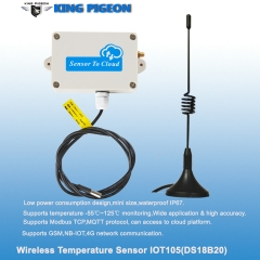 Wireless Temperature IoT Sensor