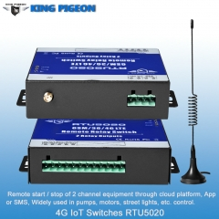 GSM 3G GSM 3G 4G SMS Remote Relay Switches(2 Relay Outputs)