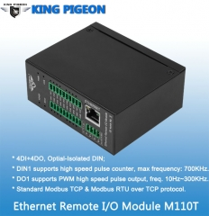 Ethernet Remote IO Module(4DIN,4DO)