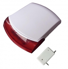 Wireless Outdoor Strobe Siren