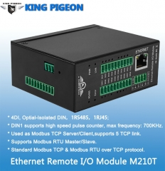 Ethernet Remote Digital Input Module(4DIN)