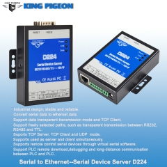 Serial Device Server (RS485/232/TTL to TCP/IP Converter)