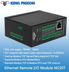 Ethernet Digtial Output Module (4DO)