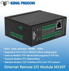 Ethernet Remote IO Module (8 Analog input)