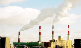 S475 factory chimney gas emission monitoring