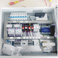 S150 is used for power failure monitoring of PLC control room