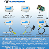 IoT Sensor, Wireless IoT Sensor