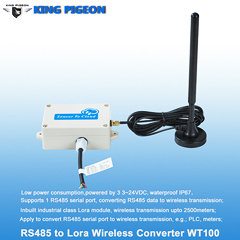 Wireless RS485 Converter (Converting RS485 to Lora wireless)