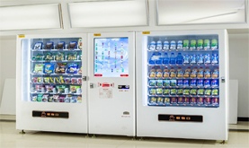 S270 vending machine remote monitoring
