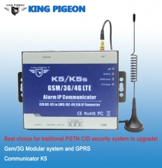 GSM 3G Communitcator (Ademco Contact ID to SIA IP Converter)