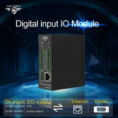 Ethernet Remote IO Module(8DIN+8AIN+8DO,High speed pulse counter,pulse output)
