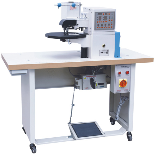 Automatic Gluing & Folding Machine