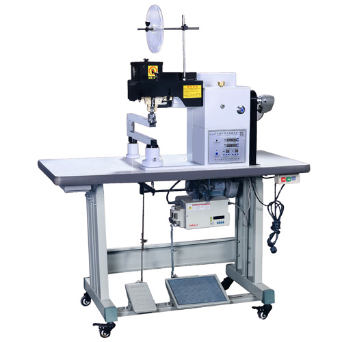 Automatic Gluing, Parting & Hammering/Leveling Machine