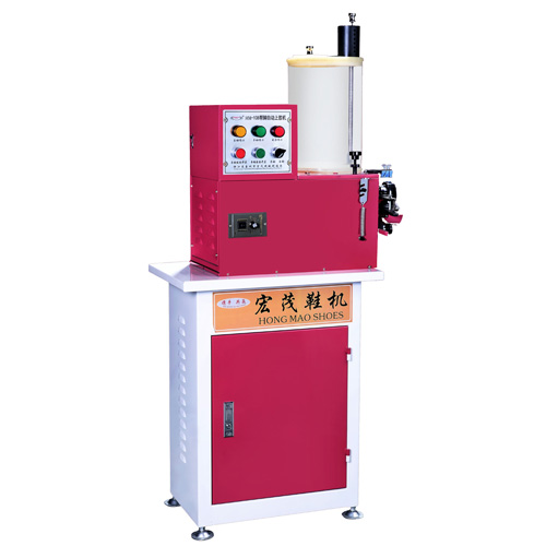 Upper Shoes Edge Automatic Gluing Machine