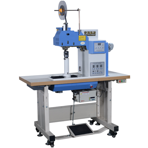 Automatic Gluing, Cutting & Pressing Machine